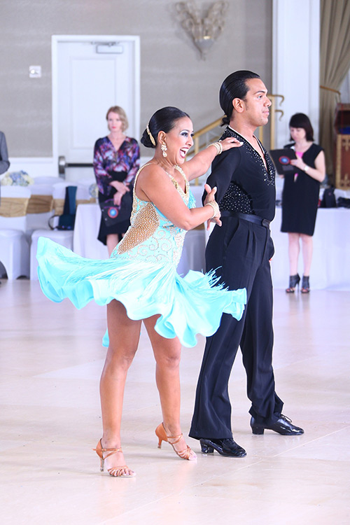 Pro-Am Dance Competition | Compete with professional Dance Partner