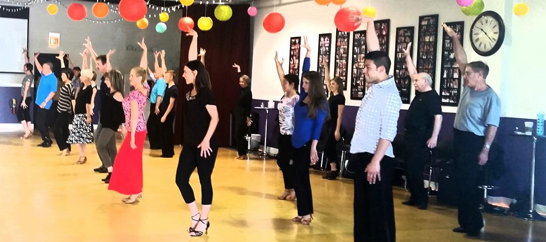 Group Dance Lessons | Elkhart | My Dance Hub