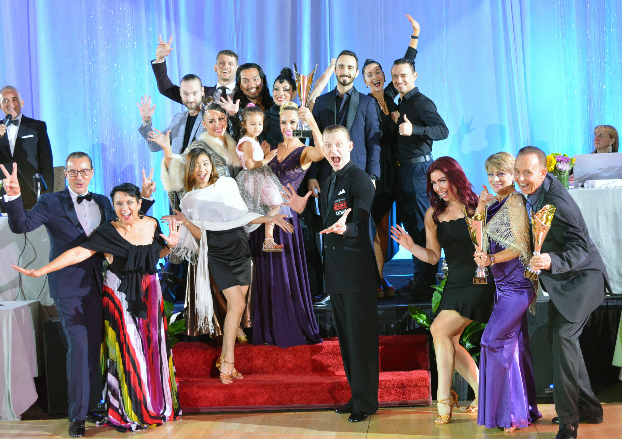 Chicago Ballroom Competition - The Crystal Ball 2021