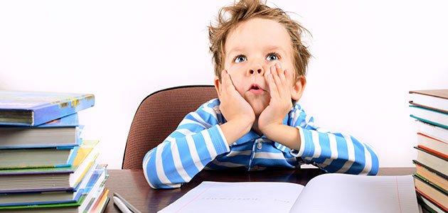 El estrés de los exámenes