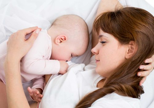 Lactancia materna, alimento emocional