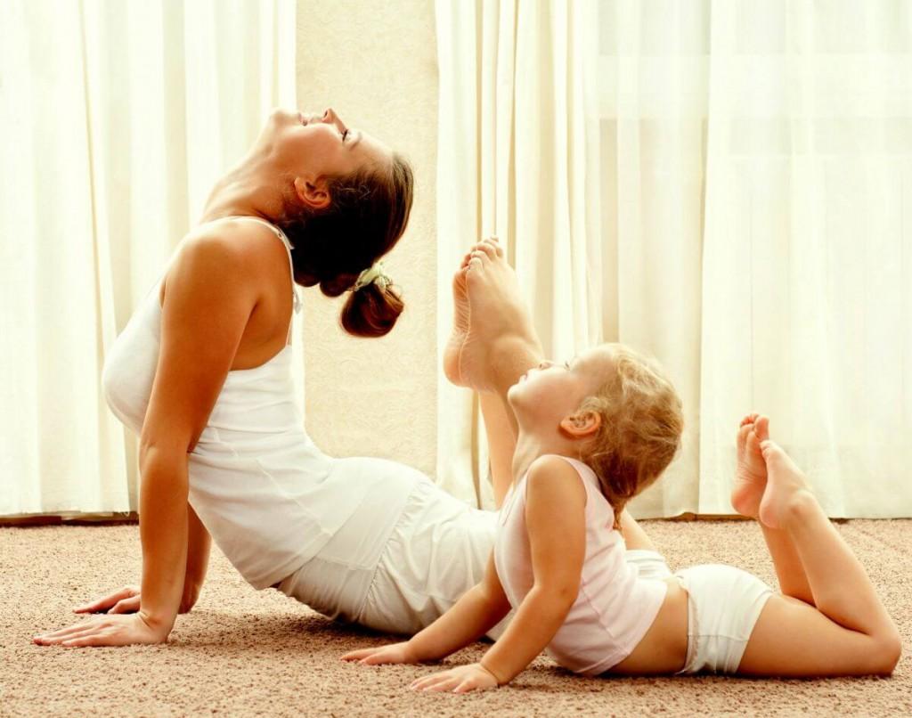 Combate el estrés junto a tus hijos