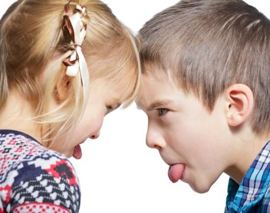 Evita las peleas entre hermanos