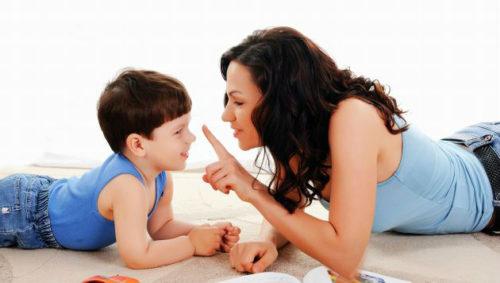 La importancia de establecer límites a los niños