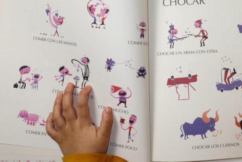 Abecedario, un libro que amplía el lenguaje y enseña felicidad