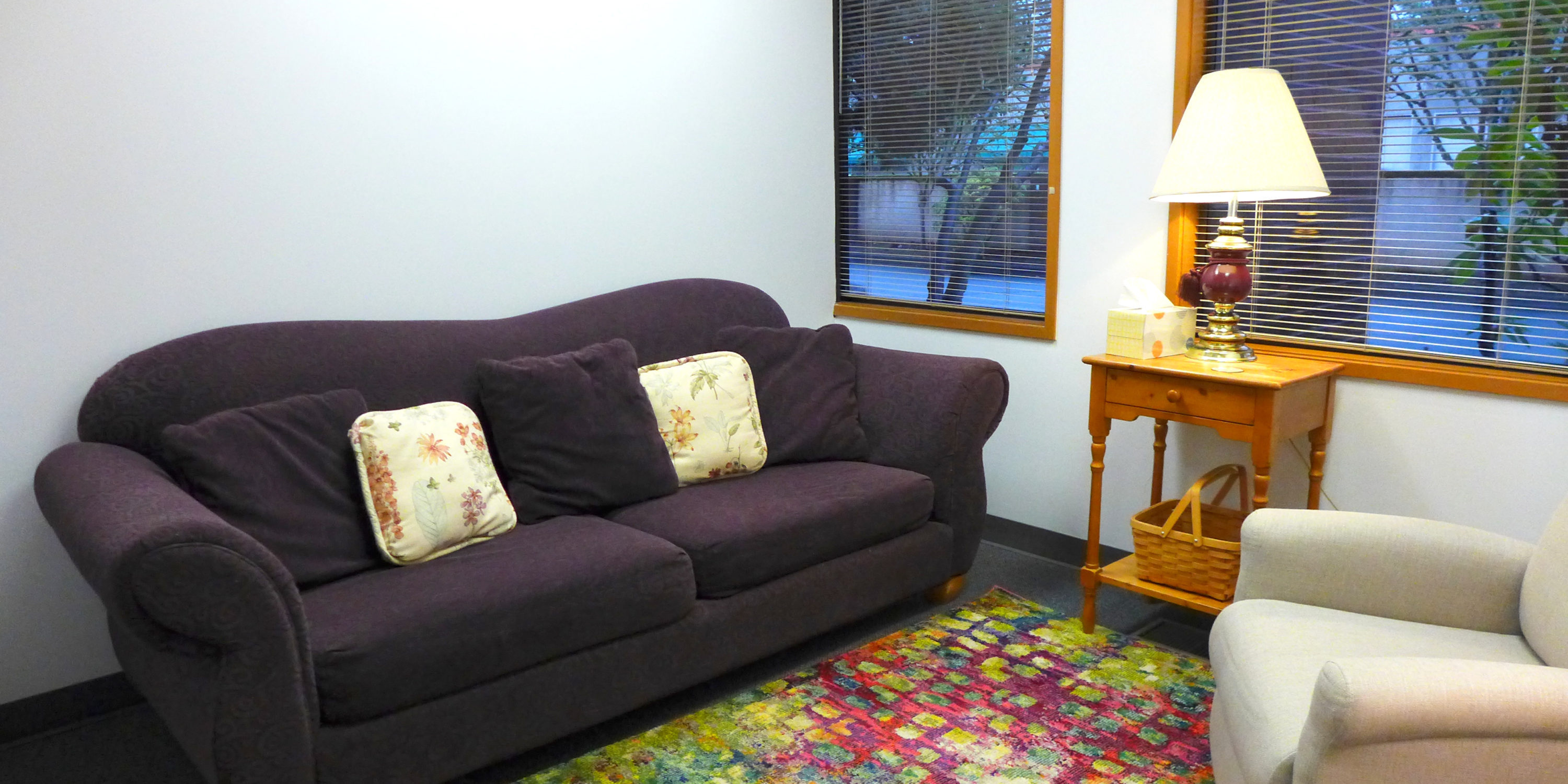 Counseling Room 7 for rent, Sage Center for Wholeness and Health, Beaverton Oregon