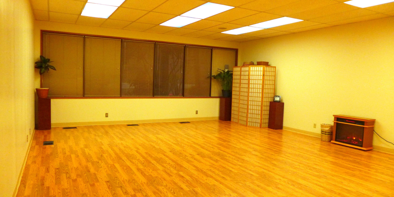 Group Room, Yoga Studio for rent, Sage Center for Wholeness and Health, Beaverton Oregon