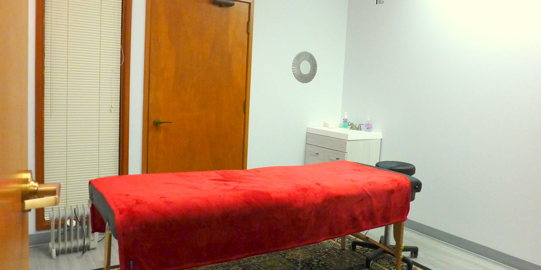 Massage Room 4 for rent, Sage Center for Wholeness and Health, Beaverton Oregon