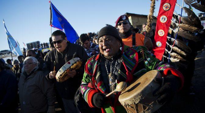 Dep. of Interior Goes Rouge On Dakota Pipeline
