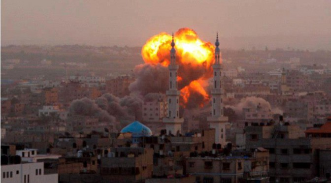 White House Admonishes Israel, Again