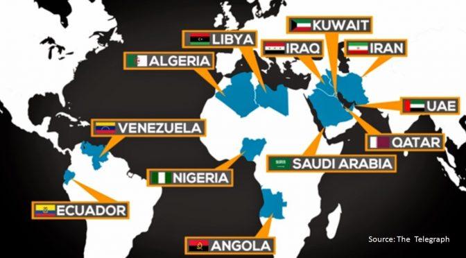 OPEC's World Changing