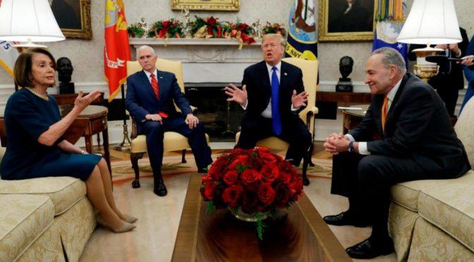 Democrats And The Wall