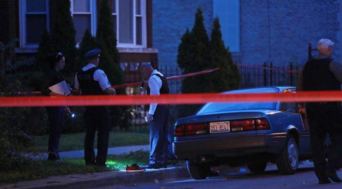 Deadliest July In Chicago