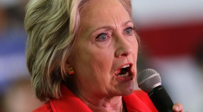 Hillary Clinton's Many Voices