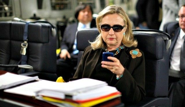 "IG, Hillary ""Broke Rules"""