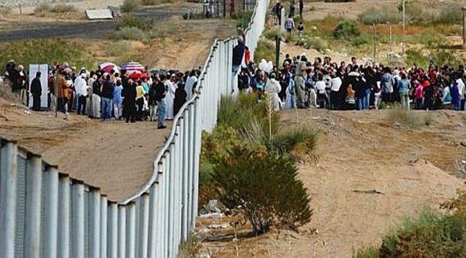 Dems Don't Want Border Security