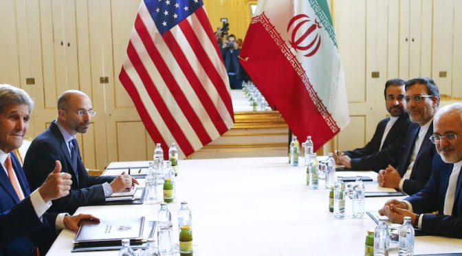 No Iran Deal, And Why