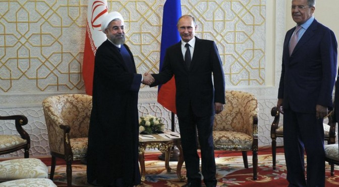 IRAN, It's Deal & No-Deal