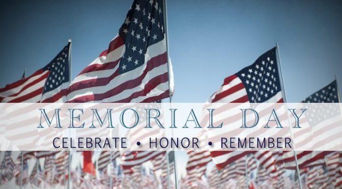 Memorial Day In Pensacola