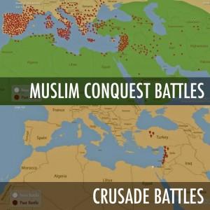 muslim v cresade battles