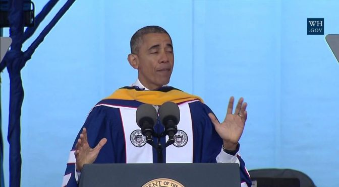 President Hates America