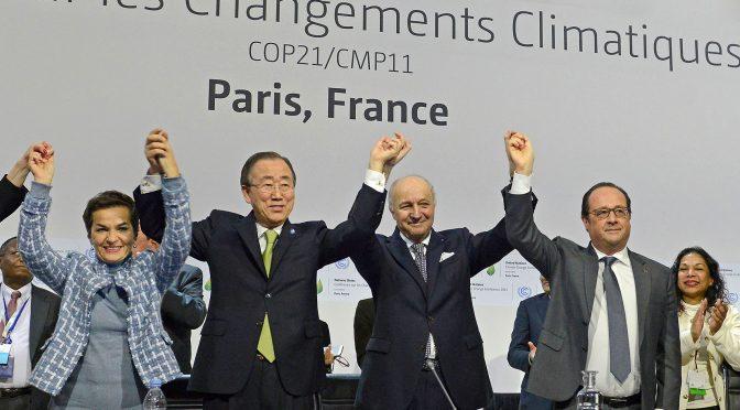 Climate Schlimate, Paris Accord