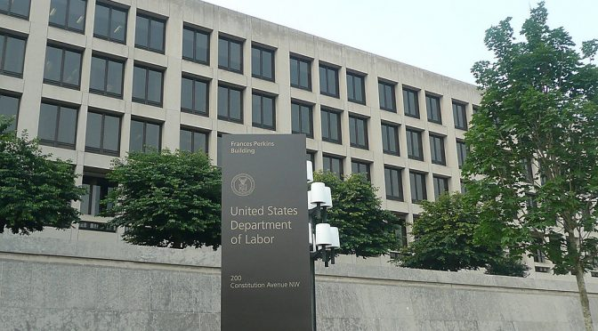 Organized Labor Declines