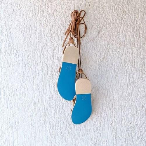 handmade bluesole