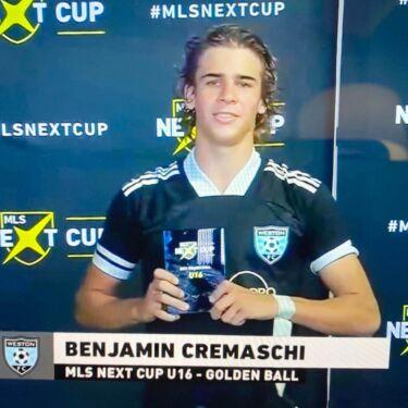 MLS NEXT Cup U16 Champions (1)