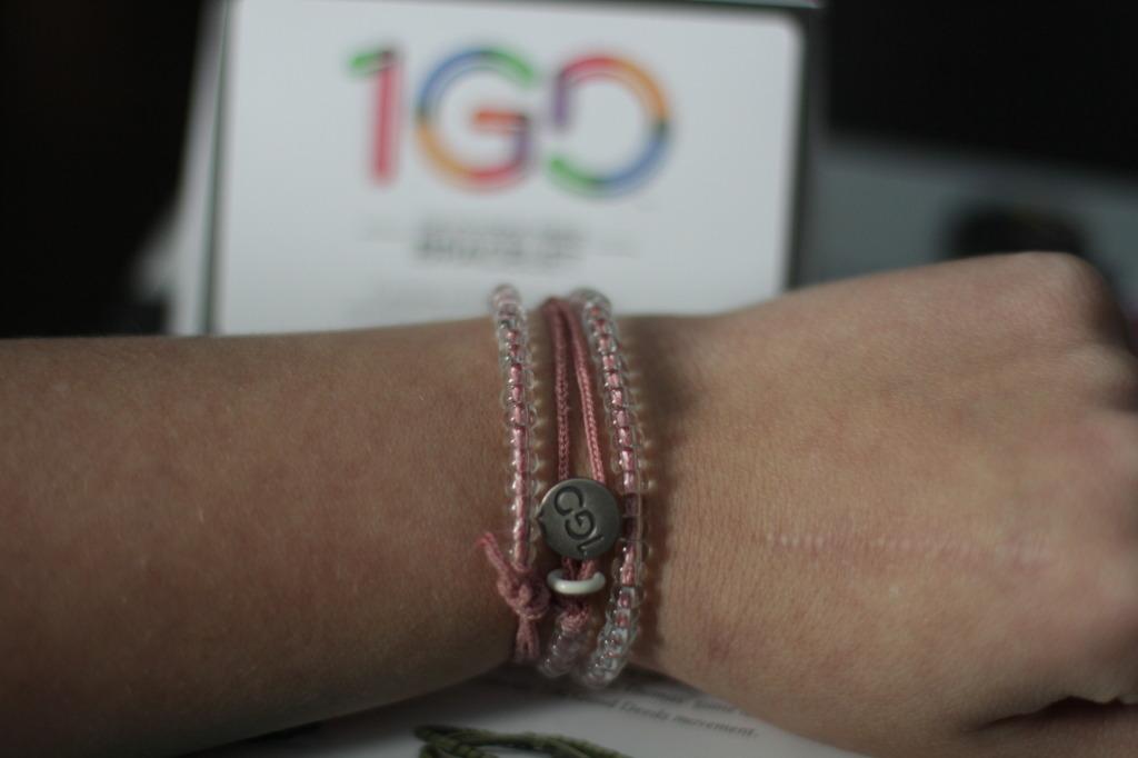 100 Good Deeds Bracelet