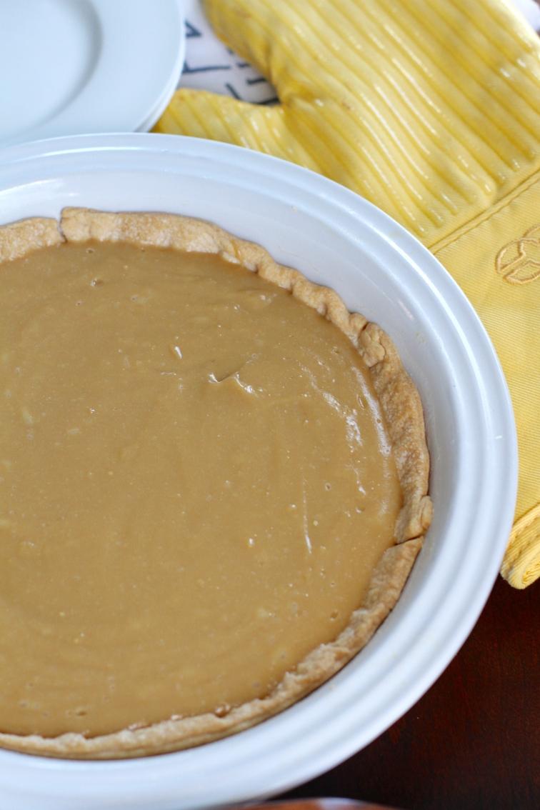 bourbon butterscotch pie