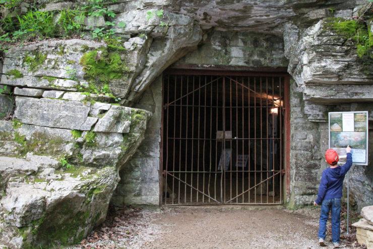 great saltpetre cave livingston, kentucky