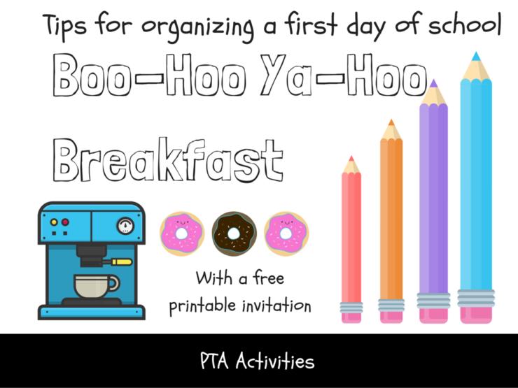Boo-Hoo Breakfast