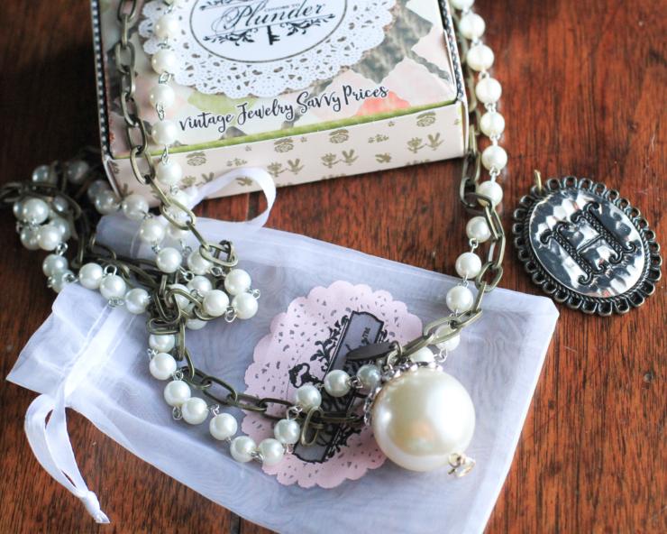 Plunder Vintage Style Jewelry