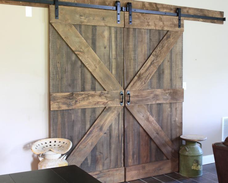 Barn door tutorial