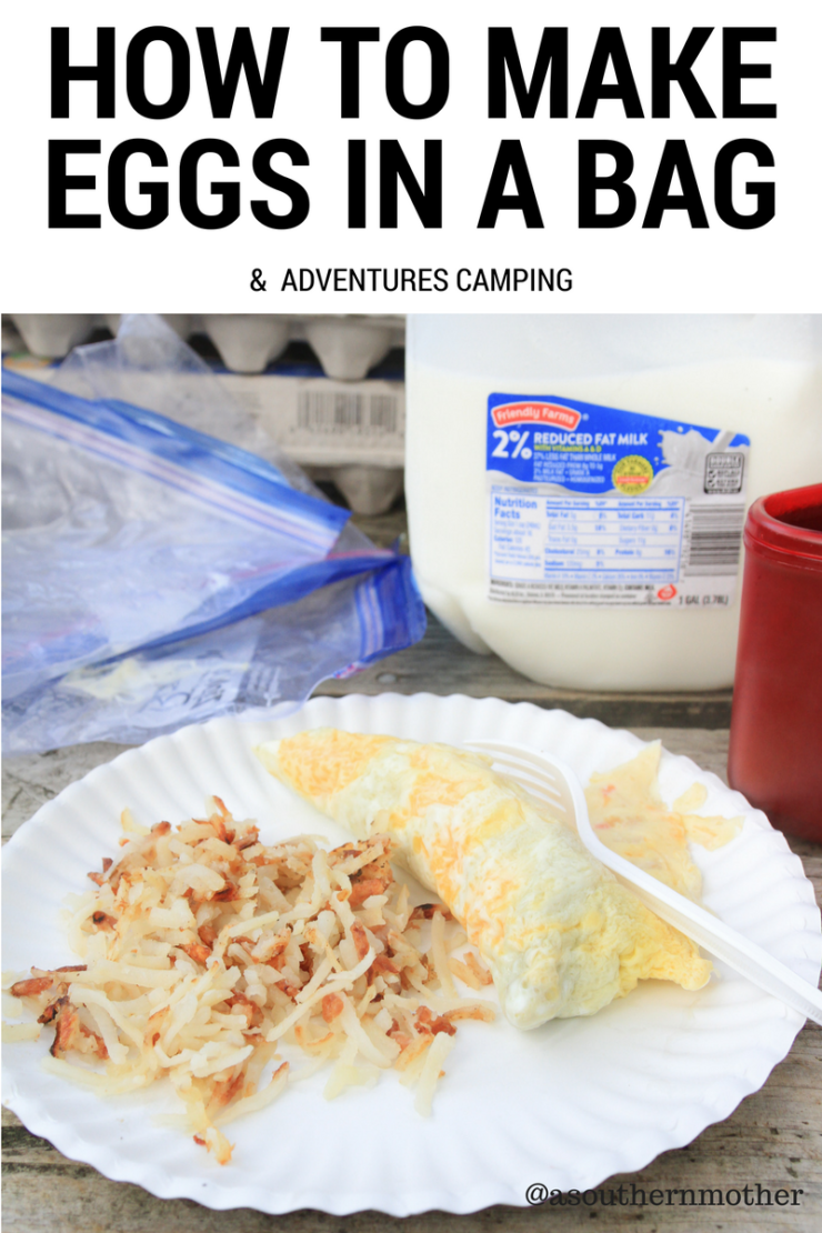 how to make eggs in a bag