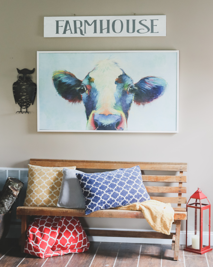 Diy farmhouse sign