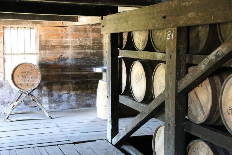 kentucky's bourbon distilleries