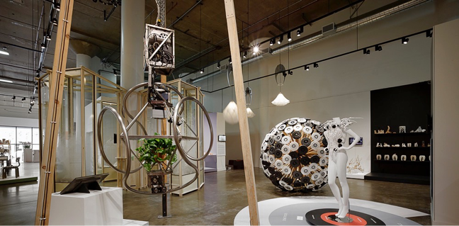 Hands Off: New Dutch Design at the Confluence  of Technology & Craft