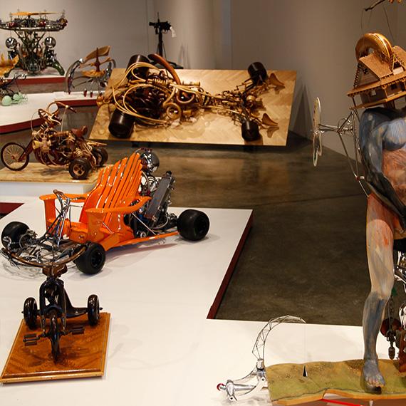 Michael Cooper: A Sculptural Odyssey, 1968-2011