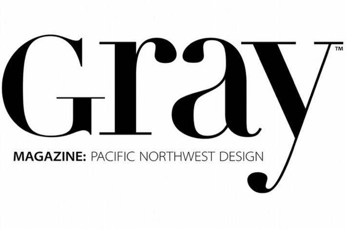 Gray Magazine featuring Museum of Craft and Design