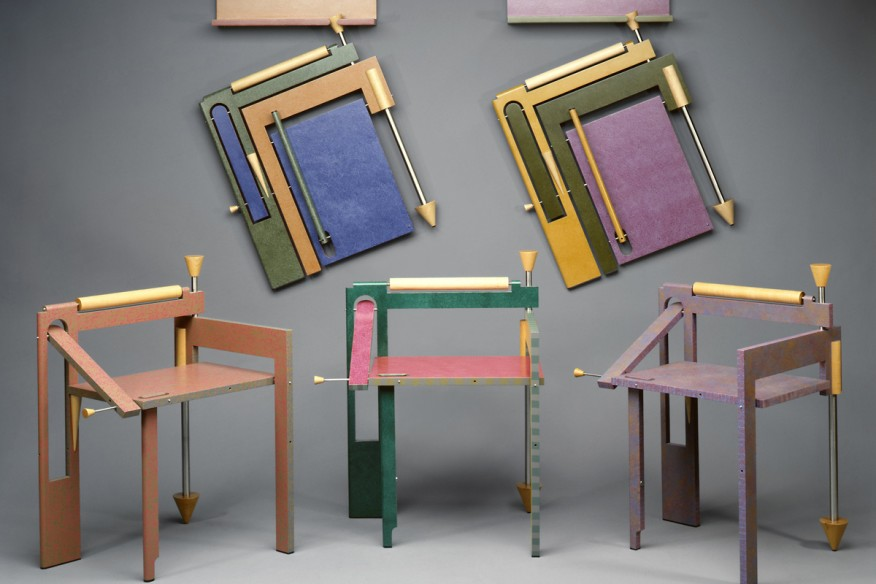 Tom Loeser Furniture Exhibition at Museum of Craft and Design