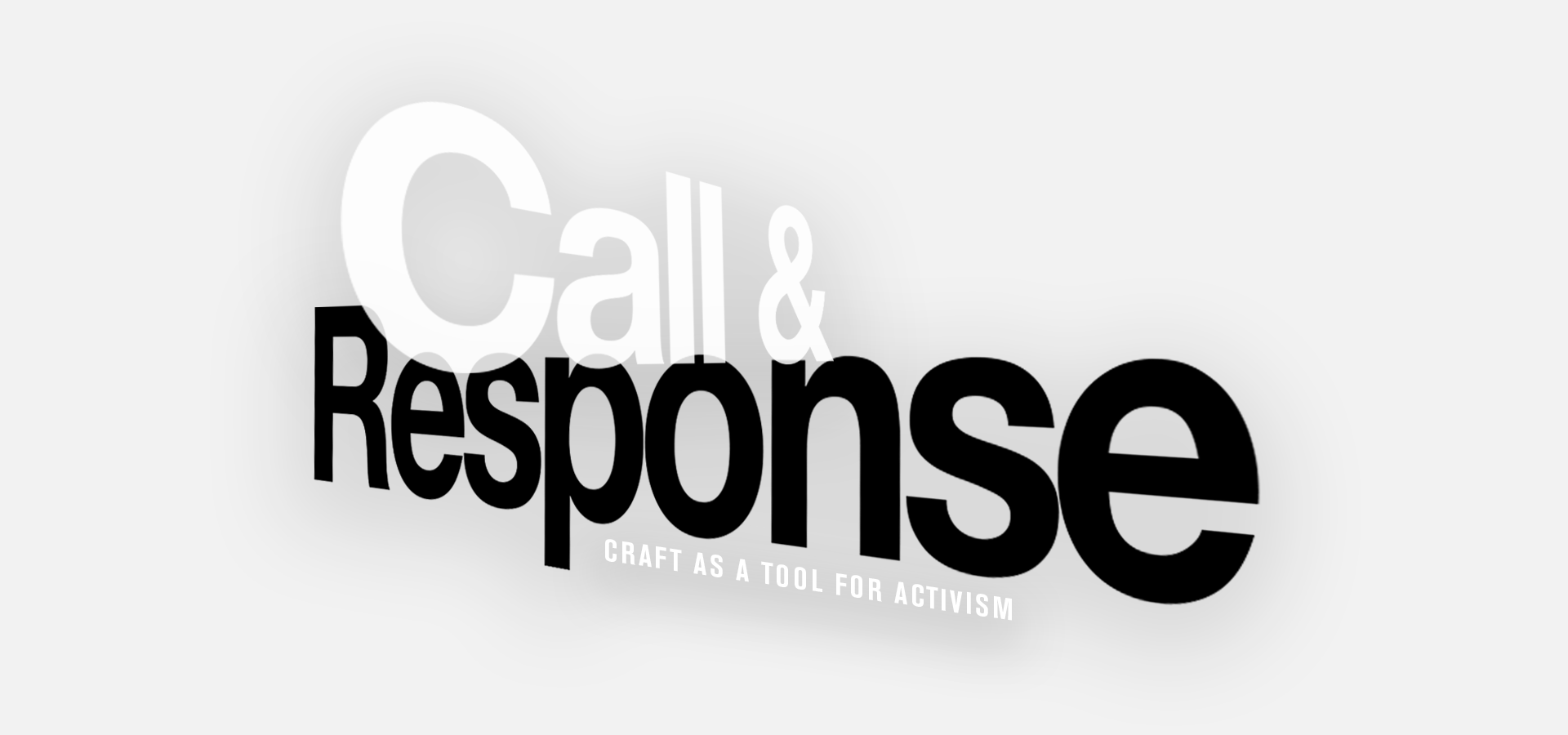 Call and Response text