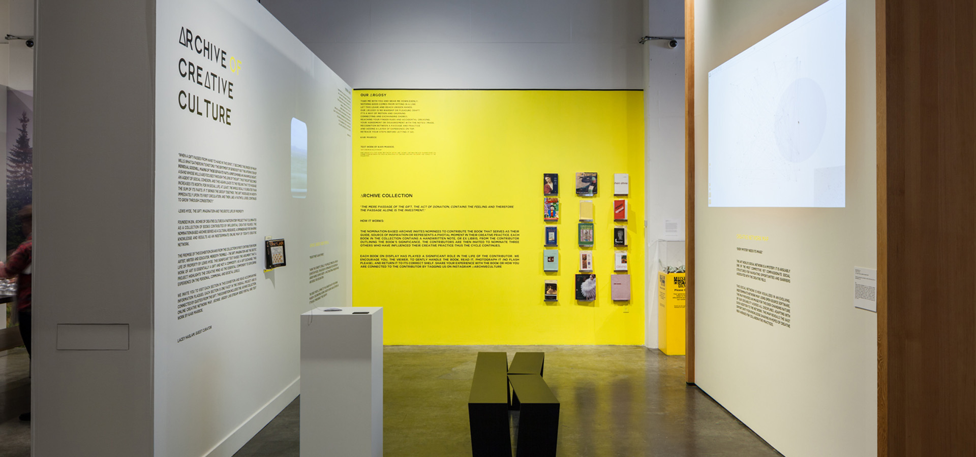 Archive of Creative Culture 1
