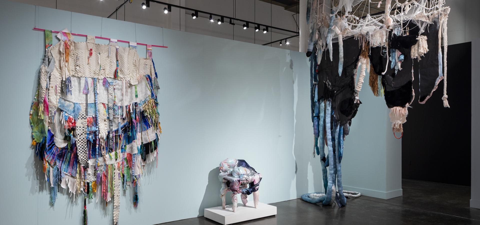 Kathy Sirico installation