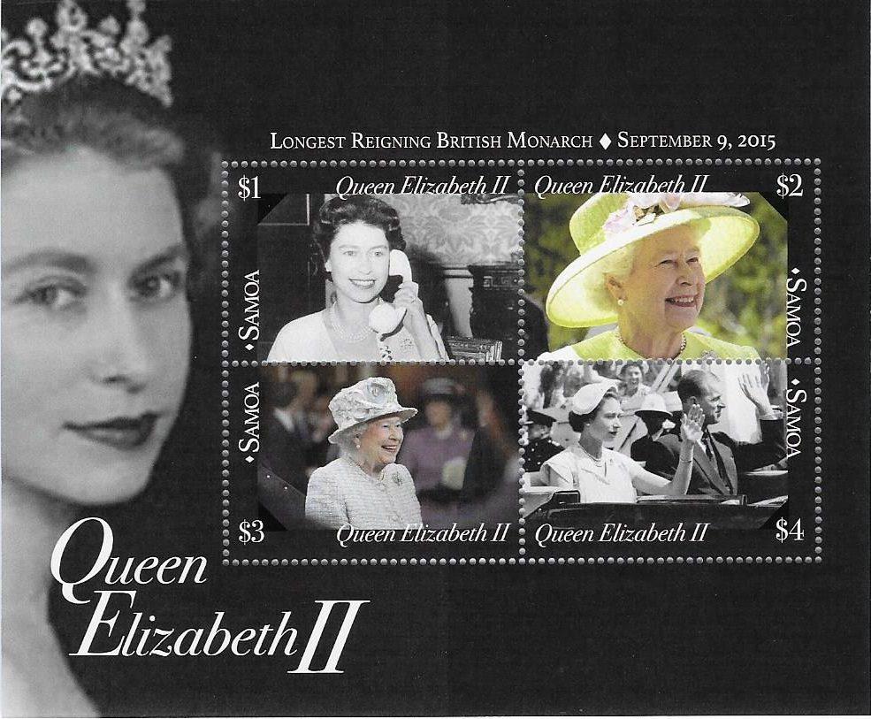 Samoa Queen Reign(1)