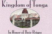 Kings & Queen of Tonga