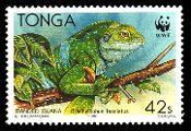 Tonga - WWF - 1990
