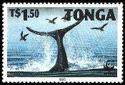 Tonga - WWF - 1996