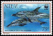 Niue - WWF - 1993